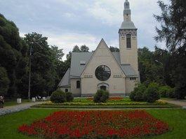 Terijoen kirkko