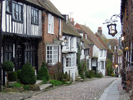 The Mermaid Inn, Rye