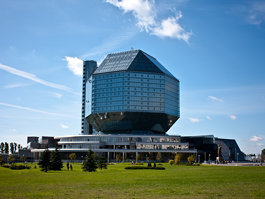 The National Library of Belarus