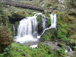 Triberg-vízesés