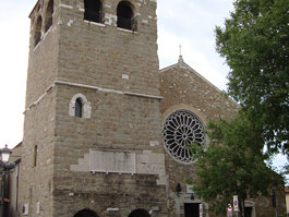 Cathédrale de Trieste