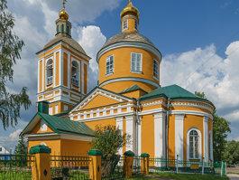 Троицкая церковь (Бологое)