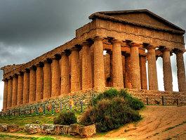 Archäologische Stätten von Agrigent