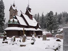 Vang stave church