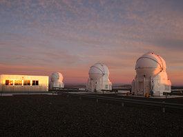 Very Large Telescope