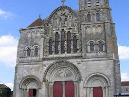 Opatija Vézelay