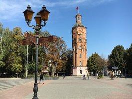 Vinnytsia water tower