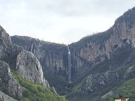 Vratsa waterfalls