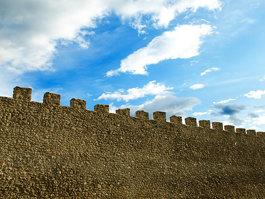 Walls of Rieti
