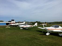 Wangerooge Airfield