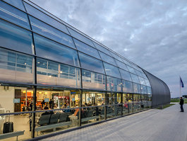 Аеропорт Варшава-Модлін