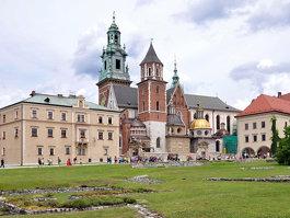 Wawel-Kathedrale