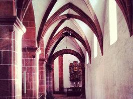 Wechselburg Priory