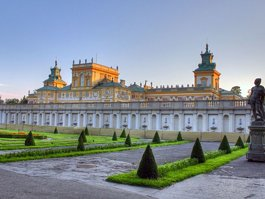 Palatul Wilanów