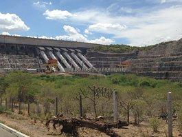 Xingó Dam