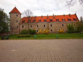 Zamek krzyżacki w Pasłęku