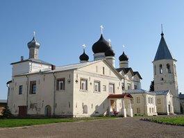 Зеленецкий-Троицкий монастырь