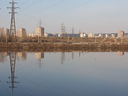 Barrage de Jigouli-Kouïbychev