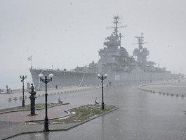 ミハイル・クトゥーゾフ (軽巡洋艦)