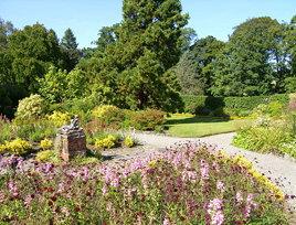 Geilston Gardens, Cardross