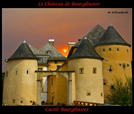 Castle Bourglinster