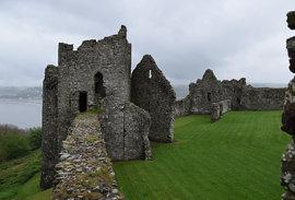 Llansteffan Castle-043