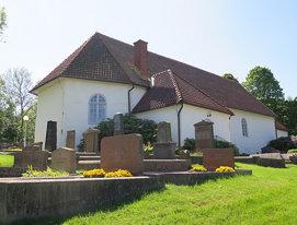 Björlanda kyrka, Björlanda, Göteborg, 2014