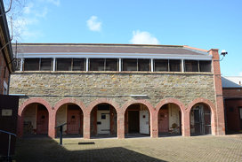 DSC_3109 cell block, No. 3 yard, Adelaide Gaol, South Australia