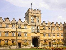 Университетский колледж (Оксфорд)