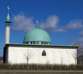 Uppsala Mosque