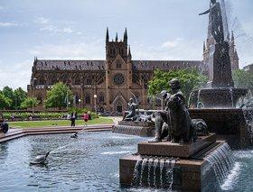 Hyde Park [Sydney - Australia]