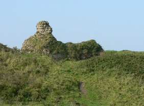 Kenfig Castle