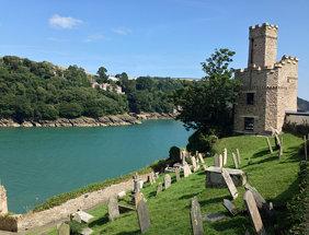 Dartmouth Castle, Dartmouth, Devon