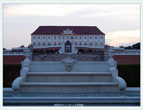 Schlosshof: brunnenblick 2011-05