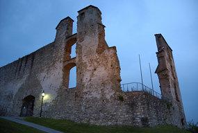 Burgruine Obervoitsberg