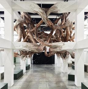 The most beautiful installation in Palais de Tokyo #paris #fr #france #vsco #vscocam #vscogram #inst