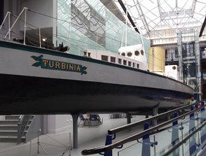 Turbinia @ The Discovery Museum