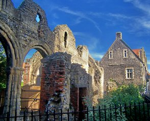 Glastonbury Abbey, Glastonbury England