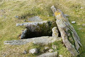 Dartmoor kistvaens