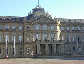 Schloss in Stuttgart