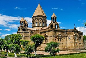 Etchmiadzin Cathedral