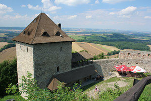 Stary Jicin castle