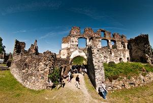 TdoT der Soldknechte auf Burg Taggenbrunn