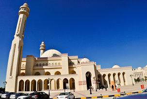 AL FATEH MOSQUE @ JUFAIR, BAHRAIN