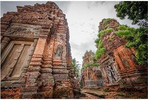 Prasat Lolei, Cambodia