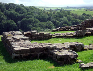 Hadrians Wall - Birdoswald