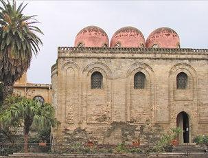 L'église San Cataldo (Palerme)