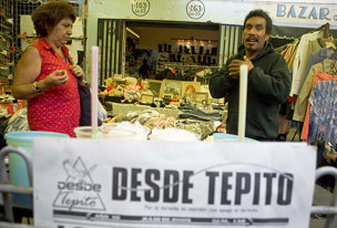 """Desde Tepito"""