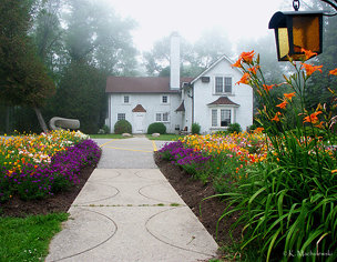 Guild Inn Studio in Guildwood Park - Scarborough, Ontario, Canada.