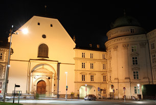 Innsbruck am 07.11.2013